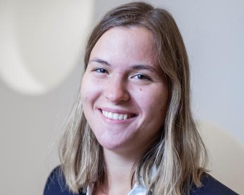 Sarah Prankl, Gruppenabteilung