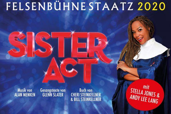 Sister Act – das himmlische Musical