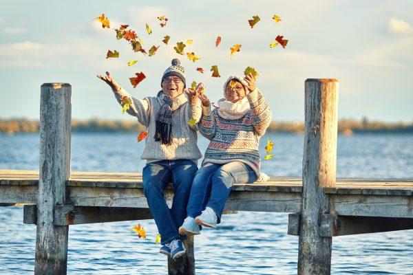 Überraschungsfahrt … in den Herbst !