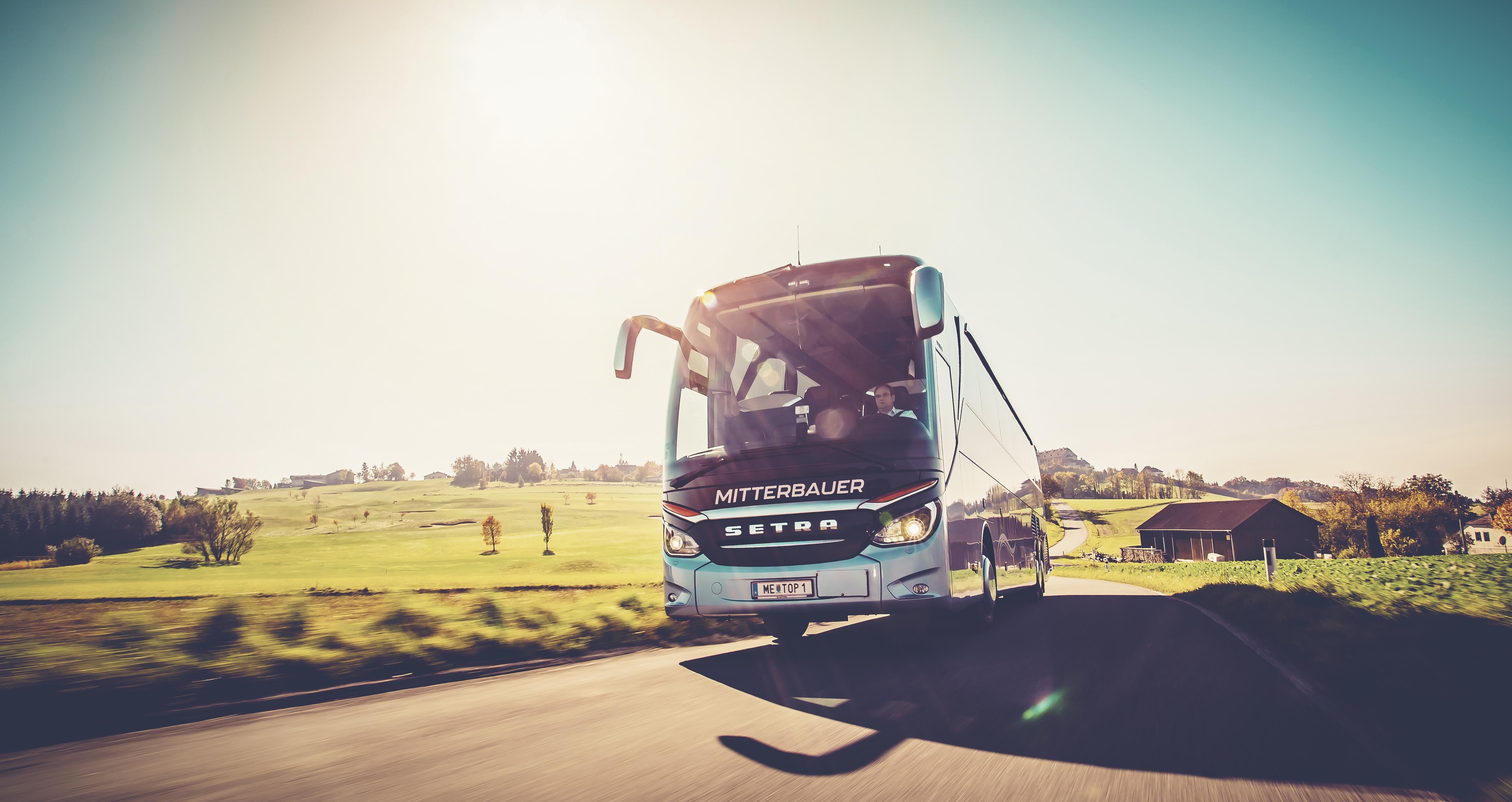 Mitterbauer | Busreisen | Reisen | Theater | Simpl Revue | Theater im Park