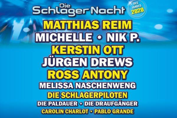 Mitterbauer | Busreisen | Tagesfahrt | Konzert | Schlager | Wiener Stadthalle