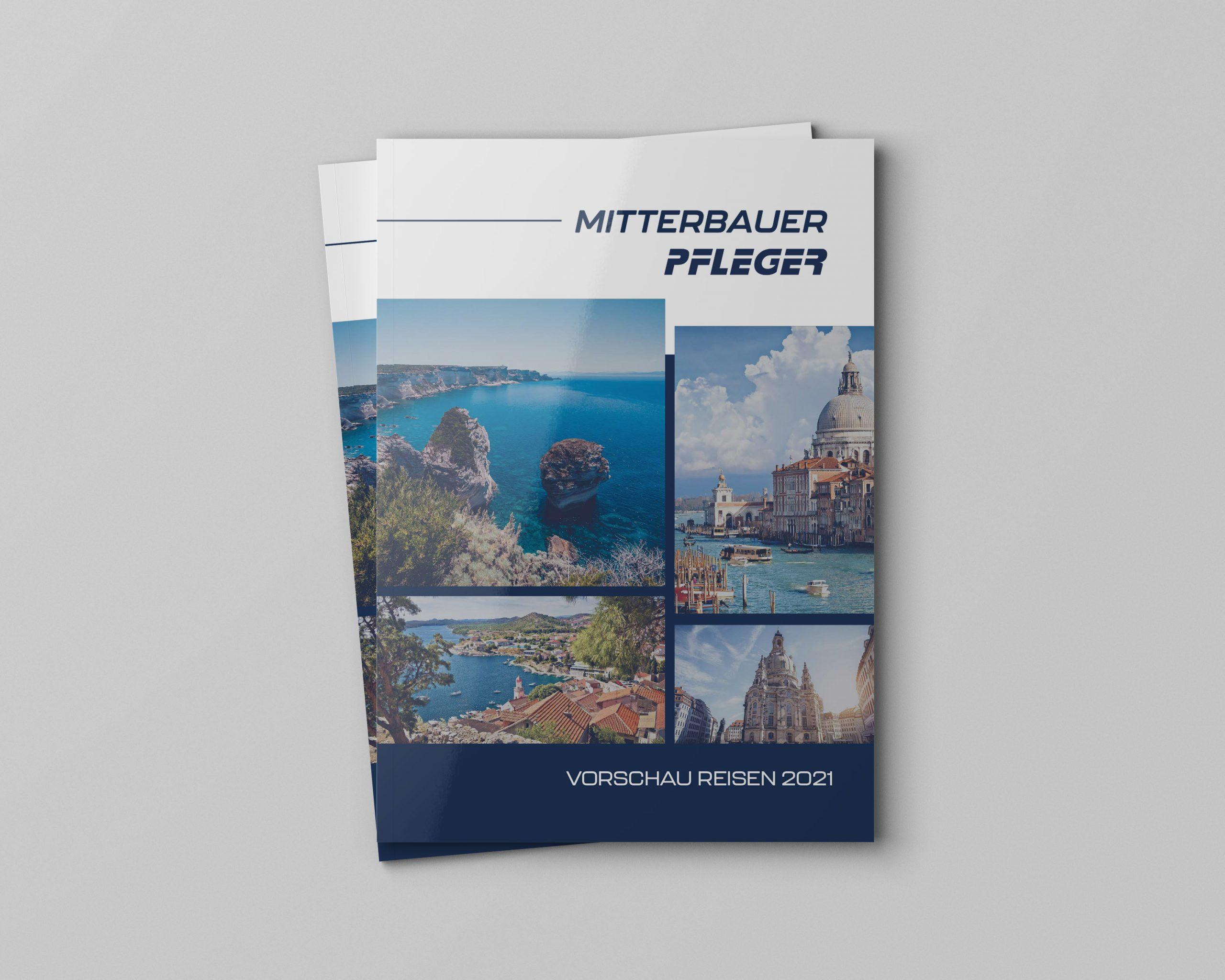 Mitterbauer | Busreisen | Reisen | Katalog 2021