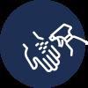 Icon Hygienespender