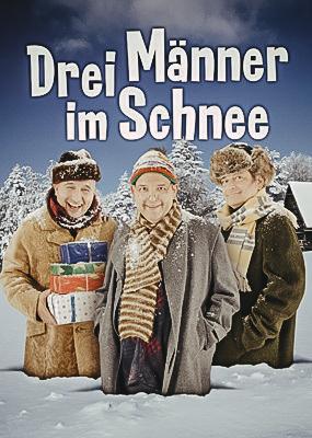 3 Männer im Schnee – Gloria Theater Wien