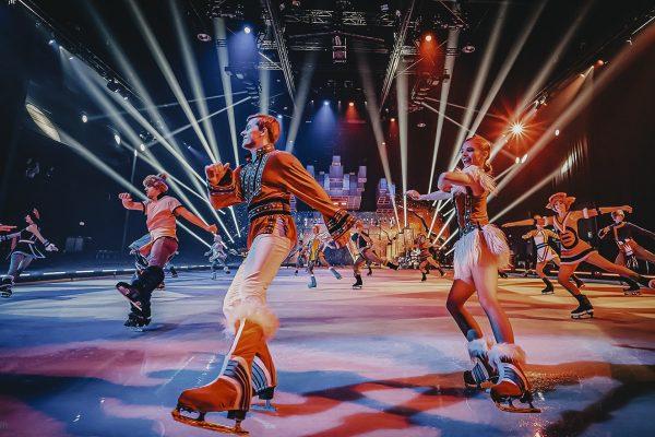 "Holiday on Ice ""Supernova"" – Wiener Stadthalle"