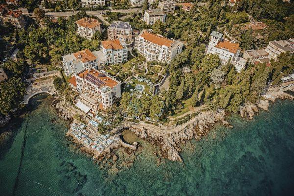 Abbazia – Märchenstadt am Meer