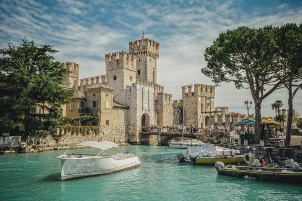 Südlicher Gardasee mit Verona